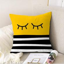 Hot Sale Fashion Home Decor Throw Pillow Covers, Modern Fashion Printed Decorative Pillow Cases for Couch Bed Car Wholesale