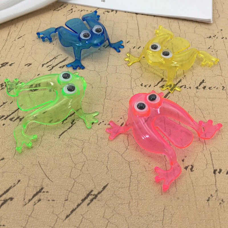 Toy Hoppers-Game Action-Figure Frogs Education-Toys Birthday-Party Kids No for Children