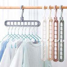 Вешалка для одежды органайзер хранения в шкафу многопортовая