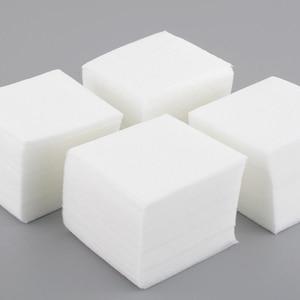 900Pcs Polish Remover Clean Wipes Cotton Lint Pad Paper Nail Art Tools Nail Polish Remover Nail Art Tip Manicure