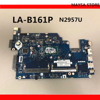 Z5WAH LA-B161P Laptop Motherboard Para ACER E5-571 E5-531 EK-571 N2957u Sistema motherboard 100% trabalho