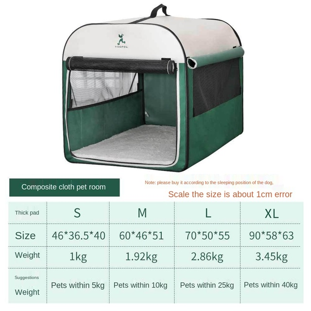 """""""Special Pup""""  Dog Kennel Sleeper Tent  6"""