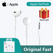Original Apple Earpods 3.5mm Plug & Lightning In-ear Earphon