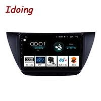 Idoing 94G+64G 2.5D For Mitsubishi lancer ix 2006 2010 Car Radio Multimedia Player Navigation GPS Accessories Sedan NO 2 dinDVD