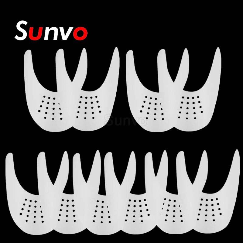 5 пар, защита обуви для кроссовок, защита от сгибающихся пятен и растяжек