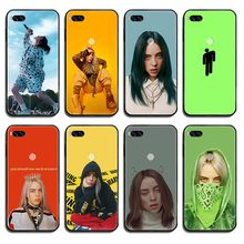 bad guys Billie eilish waterproof black Phone case cover hull For Xiaomi Redmi Mi Note 3 5 6 8 9 A1 2 Max3 Mix2 X SE Lite Pro(China)