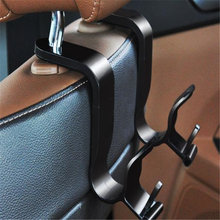 Car trunk mounting bracket umbrella holder clip hook car seat