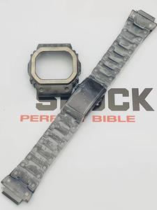 Watchbands Bezel Titanium-Alloy DW5600 GW-M5610 GW5000 Metal-Strap Steel Bracelet