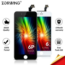 AAA Cao Cấp Màn Hình LCD Màn Hình Dành Cho iPhone 6 6 S 7 8 Plus LCD Màn Hình + Cảm Ứng Màn Hình Thay Thế Cho Iphone 6 S 5S LCD Ecran Pantalla