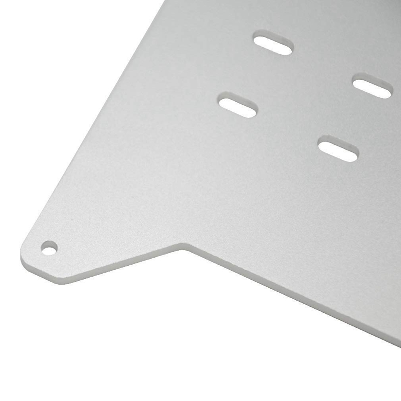 Image 3 - Y Axis Carriage Replacement Upgrade Aluminum Plate for Maker Select, Wanhao Duplicatior I3 and Anycubic I3 Mega 3D Printers-in 3D Printer Parts & Accessories from Computer & Office