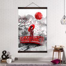 Настенные художественные плакаты и принты Картина на холсте