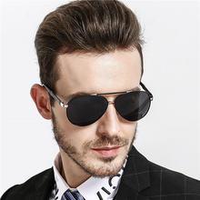 Новые мужские солнцезащитные очки модные поляризованные