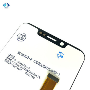 Image 5 - Lcd for Tecno Camon 11 CF7 Camon 11 Pro CF8 LCD Display Touch Screen Digitizer Assembly for Tecno Camon 11 Screen Repair Part