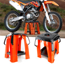 Dirtbike for KTM SX EXC SXF Repair Stool Imitation Repair Stool Repair Tool Off-Road Vehicle Display Stand Parking Stool Moto(China)