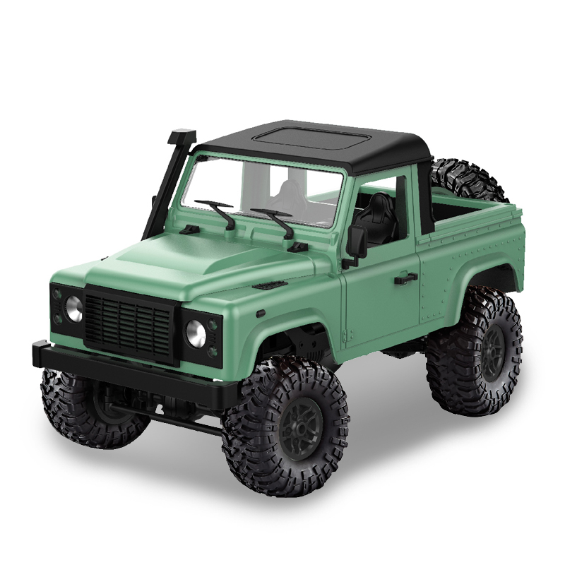 1/12 RC Rock Crawler D90 2.4G 4WD MN-91K MN Model Truck Toys Unassembled Kit Defender Pickup Car