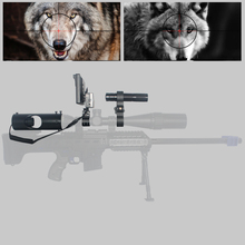 Hot Outdoor Hunting Tactical digital Infrared night vision Monocular Binoculars with Battery Monitor and Flashlight hunting night vision riflescope monocular device scope optics sight tactical digital infrared binoculars with flashlight