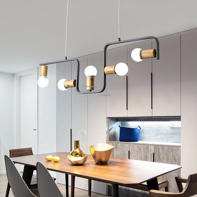 Nordic Design Led Pendant Lights