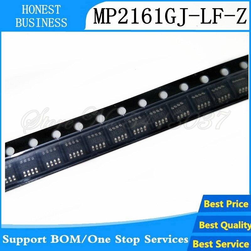 5PCS-10PCS MP2161GJ-LF-Z MP2161GJ MP2161 Silkscreen IAEBD IAEBE IAEBJ Power Management IC Chip Patch TSOT23-8