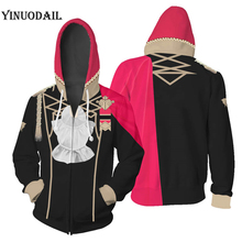 Women pullover Hoodies Fire Emblem Three Houses Edelgard Fancy Stage Girls Cosplay Costume Adult Outfit Harajuku Sweatshirt fire emblem path of radiance ike cosplay costume