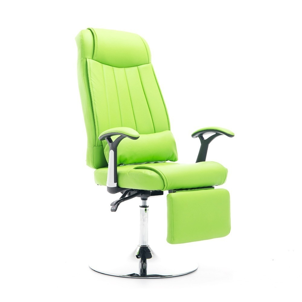 Computer Chair Lying Nail Beauty Stool Office Nap Lunch Break Lounger Lazy Seat Swivel Lift Chair Makeup Stool Office Chair