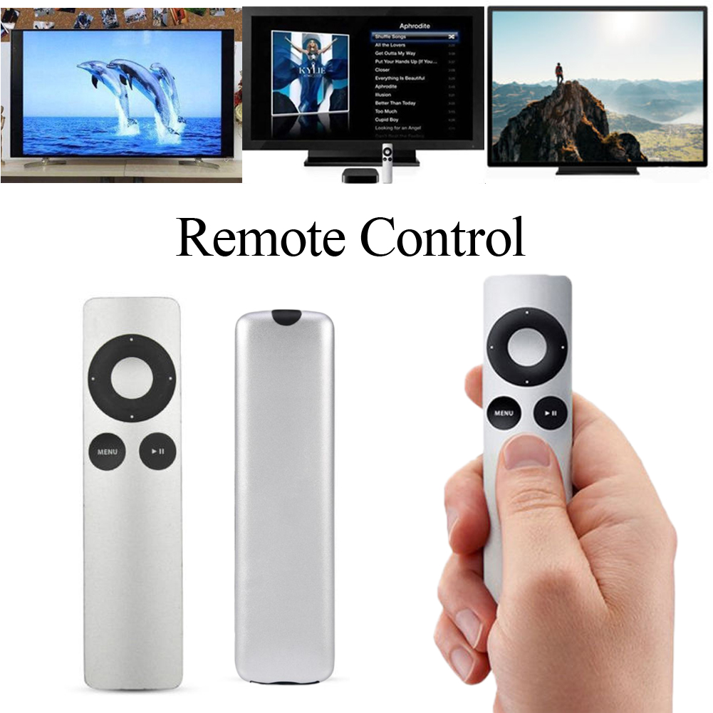 Hot Universal TV Remote Control Replacement Controller For Apple TV TV2 TV3 TV4 Remote Control A1294 For Apple TV All Versions