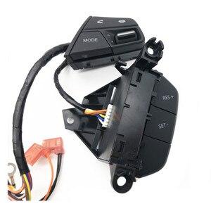 Image 3 - زر التحكم في عجلة القيادة ، مفتاح الصوت ، ملحقات السيارة ، لـ changan cs35 2017 CS15 CS75
