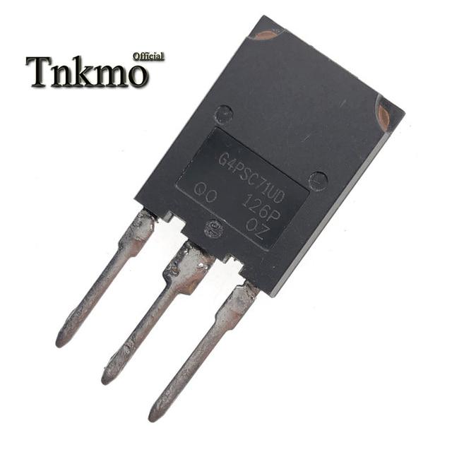 5PCS 10PCS IRG4PSC71UD IRG4PSC71KD G4PSC71UD G4PSC71KD SUPER 247 60A 600V Power IGBT Transistor free delivery