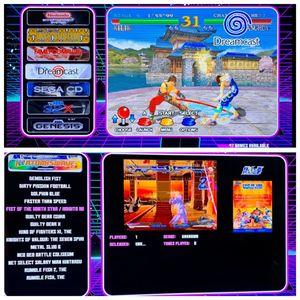 Image 4 - Carte SD RetroPie 128GB pour Raspberry Pi 4 14000 + jeux 45 + émulateurs préchargés bricolage Station démulation ES NES FC PS NEOGEO PSP PC