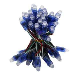 Image 2 - 1000 قطعة WS2811 IC RGB بكسل LED مصابيح إضاءة وحدة كامل اللون وحدات مصباح عظيم للزينة الإعلان أضواء DC5V/12 فولت