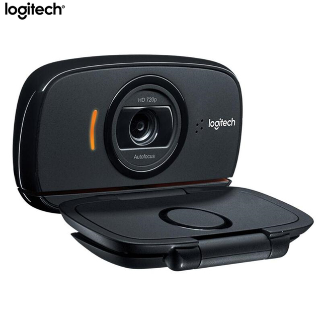 Logitech B525 HD Webcam Portable 360 Rotating 720p 8Mega Video AutoFocus Calling USB Web Camera Upgrade C525 For Computer Laptop 6