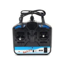 FlySky FS SM600 6 Kanal RC Flight Simulator w/ Freerider/XTR/FMS/RealFlight für RC Hubschrauber flugzeug Quadcopter Drone Ausbildung
