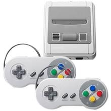 Retro Mini Console per videogiochi a 8 Bit uscita AV lettore di giochi portatile incorporato 621 giochi classici Console per videogiochi regali di compleanno