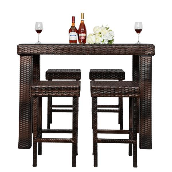 Bar Stool-Table and Chair  4