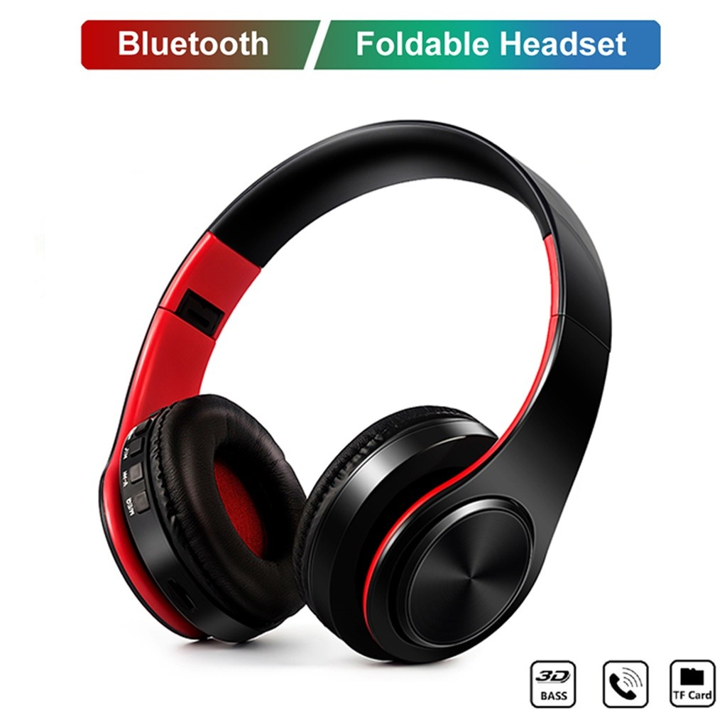 best selling 2019 products Outdoor Bluetooth Headphones Wireless Supra-Aural Earmuff Headset Stereo Headset support dropshipping