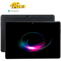 NEW 10 inch Tablet Android 7.0 4G FDD LTE 32GB ROM Octa core 2.5D Glass Screen Wifi GPS child Tablets with keybaord