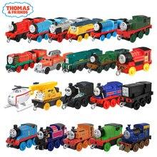 Jouets Thomas et son ami Trackmaster pour enfant, jouet original de la série, échelle 1:43, voitures et véhicules moulés, éducatif, joli cadeau d'anniversaire