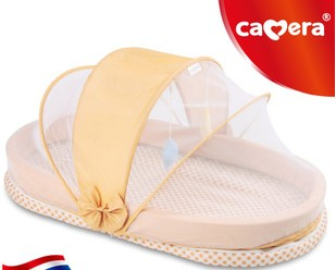 Baby Travel Bed Multifunctional Portable Foldable Baby Bed Game Bed With Mosquito Nets