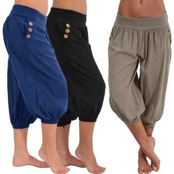 Women's Fashion Short Trouser Pants 1