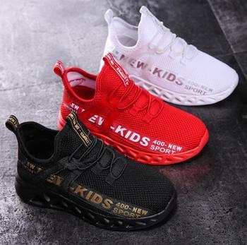 Kid Running Sneakers Summer Children Sport Shoes Tenis Infantil Boy Basket Footwear Lightweight Breathable Girl Chaussure Enfant