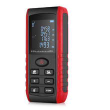 Handheld Laser Range Finder 40M Angle VTN Reverse Display Range Finder Laser Tape Range Finder To Build Measuring Device Ruler leter cp 80 80 m laser rangefinder handheld range finder laser ruler built ranging motor