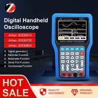 Handheld Digital Storage Oscilloscope Portable Oscilloscope tool 2019 Hot sale Jinhan JDS3051A JDS3072E JDS3082A 50M 70M 80MHz
