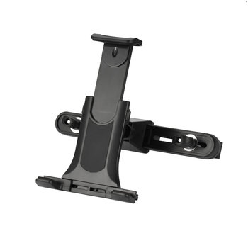 2 in 1 cellphone tablet extended holder adjustable stand for futaba 10c t8fg phantom 3 standard remote controller 2-in-1 ABS Tablet and Cellphone Adjustable Universal Car Headrest Mount Holder Car Cradle for Mobile Devices Up to 10 inches