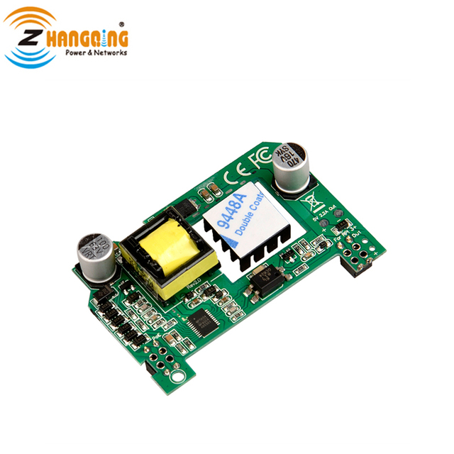 GAF PiHat Isolated 802.3af 10 watt PoE Hat board for Raspberry Pi and GPIO and serial use work 100Meters