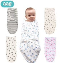 Get more info on the AAG Baby Sleeping Bag Swaddle Wrap Newborn Envelope for Discharge Diaper Cocoon for Newborns Maternity Hospital Discharge Kit