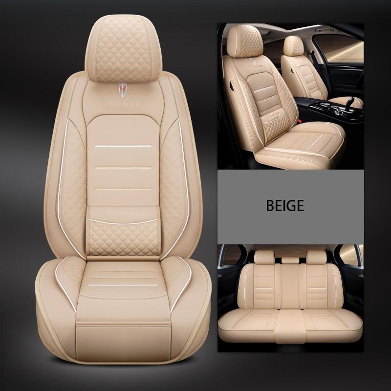 Car seat cover for mercedes w204 w124 ml w163 w203 w212 vito w205 cla w220 w176 w221 gl x164 gls slk gle glb car seat covers