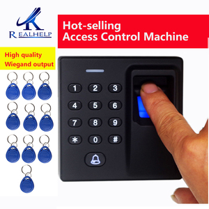 Image 1 - High quality Door open Fingerprint Access Control System Fingerprint  machine MINI FP Access Control Wiegand output