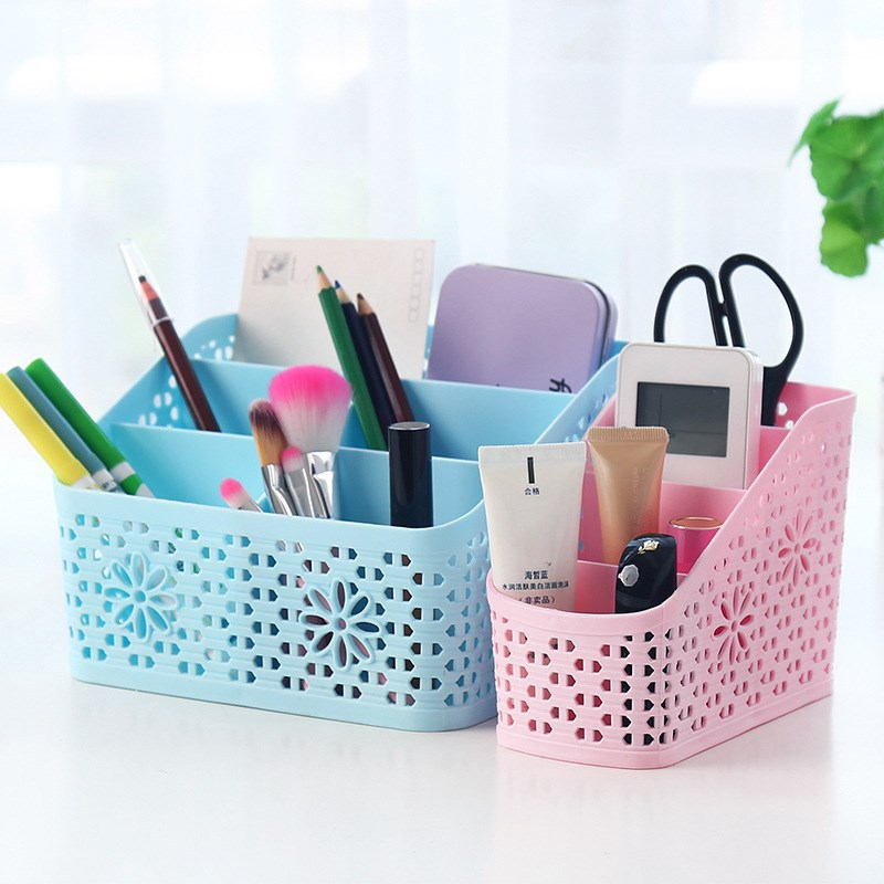 Plastic Cosmetics Receive A Case To Receive A Container Home Desktop Sundry Frame Store Skin Care Box Jewelry Box