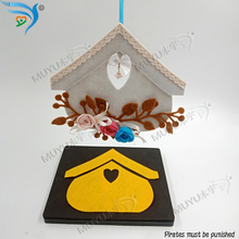 Bird house Pendant DIY moulds die cut accessories wooden cutting (MY)MY7938