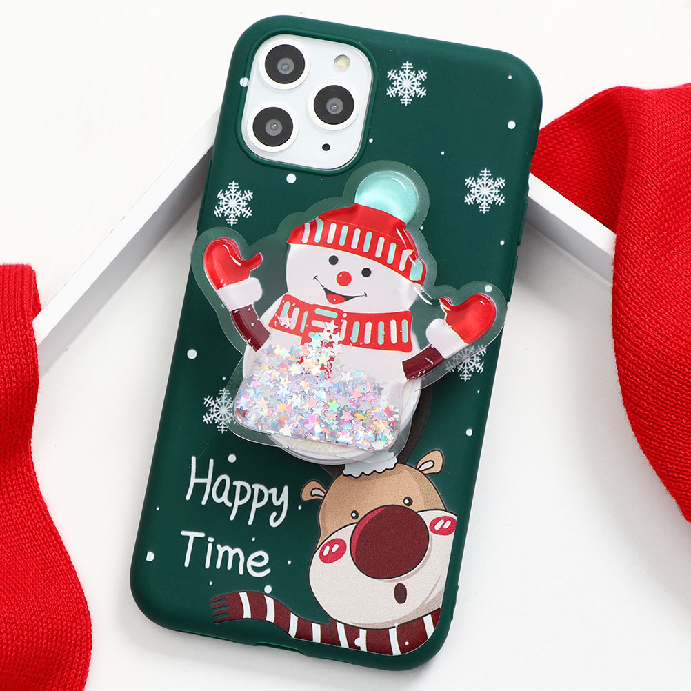 Christmas Kickstand Cases For iPhone 12