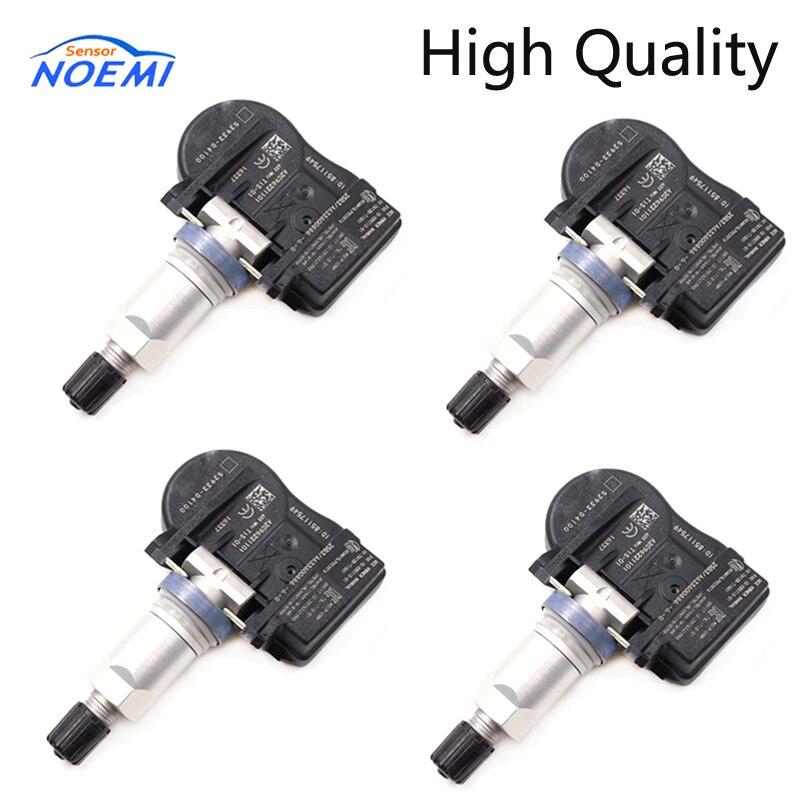 52933-D4100 433MHZ SENSOR TPMS de presión de neumáticos de Sensor para Hyundai Kia Optima Sportage Sorento 52933D4100